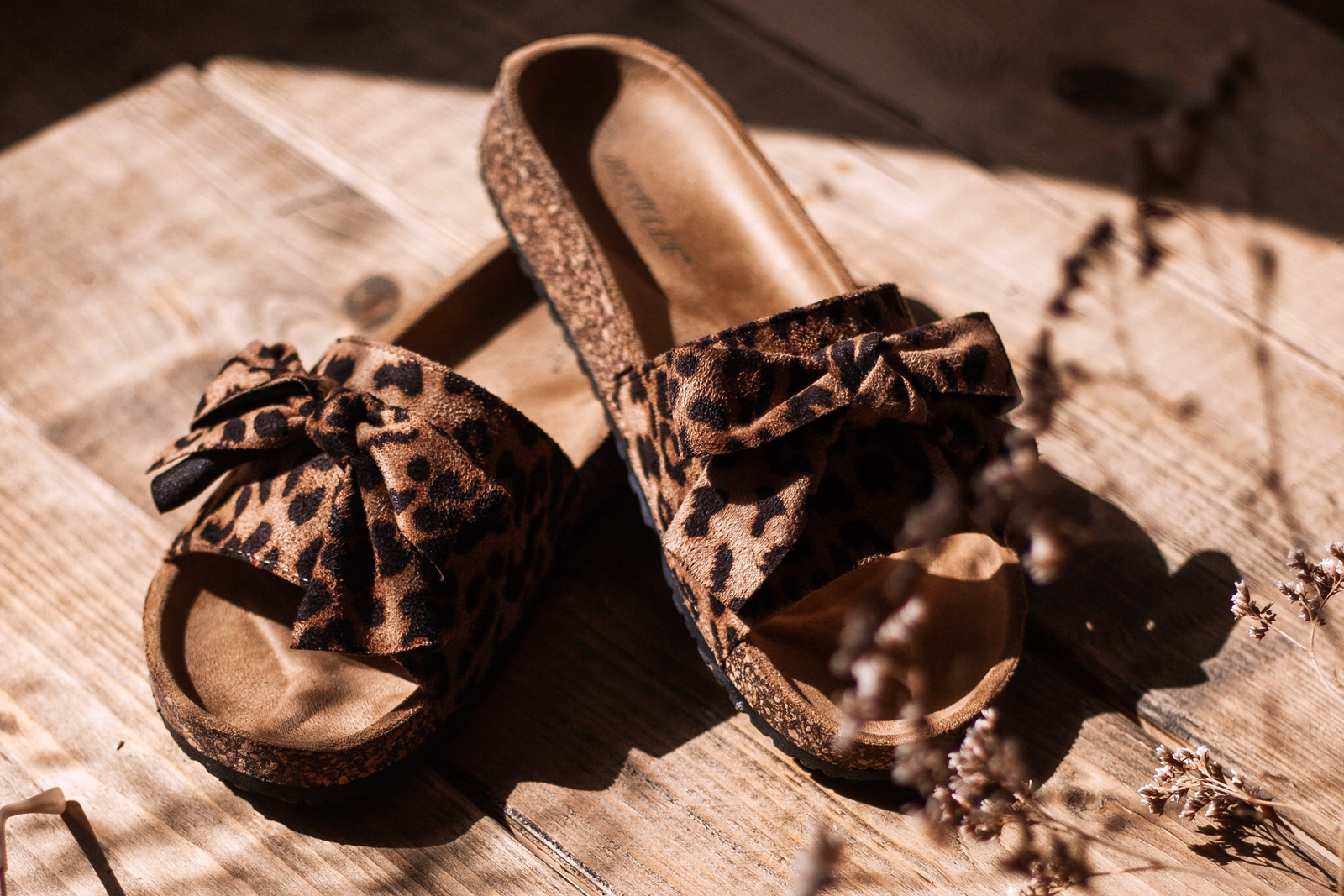 stylish and comfortable sandals